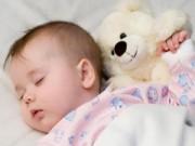 0-1 tuổi - Bắt lỗi sai của mẹ khi cho con ngủ