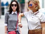 Thời trang - Giải mã công dụng 6 kiểu cổ áo sành điệu