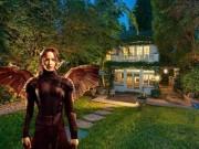 Nhà sao - Nữ chính Hunger Game khoe nhà trăm tỷ đồng
