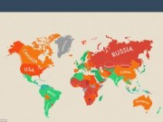 Tin hot - Việt Nam lọt top 3 quốc gia hạnh phúc nhất thế giới