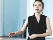 Làng sao - Jennifer Phạm muốn được ghi nhận về giọng hát