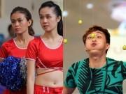 """TV Show - Mâu Thủy bất ngờ đóng phim, Hồ Quang Hiếu bị """"ăn hiếp"""""""