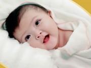 1-3 tuổi - Tăng sức đề kháng cho trẻ bằng các chiêu đơn giản