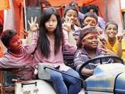 Làm mẹ - Cô gái Việt ngỡ ngàng với cách người Nepal dạy trẻ Tiếng Anh