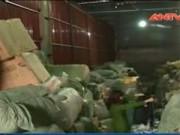 """Mua sắm - Giá cả - Hơn 20 tấn hàng lậu """"tuồn"""" về Hà Nội"""