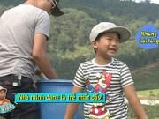 """Làm mẹ - """"Bố ơi..."""": Con Hoàng Bách lại khóc vì thua cuộc"""