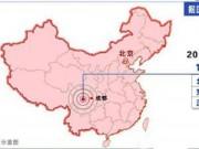 Tin tức - TQ: Động đất 6,3 độ richter ở Tứ Xuyên, 32 người thương vong