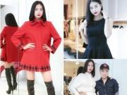 Thời trang Sao - Ngô Thanh Vân đẹp không tì vết