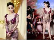 """Video - Quỳnh Nga sexy, nhảy múa cực """"sung"""" sau hôn lễ"""