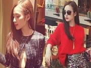 Thời trang - Angela Phương Trinh sang chảnh đi mua sắm hàng hiệu