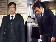 Làng sao - Lee Byung Hun cúi đầu xin lỗi khi tới tòa