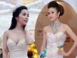 Tuần qua: Cô dâu Quỳnh Nga cuốn hút với vòng 1 tròn đầy
