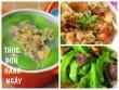 Bếp Eva - Bữa cơm ngon có vịt giả cầy, canh ngao mướp