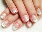 Làm đẹp - Những mẫu nail tuyệt đẹp cho cô dâu nổi bật trong đám cưới
