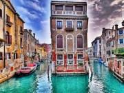 Nhà đẹp - Nhà đẹp không khó cùng kiến trúc Venice lãng mạn