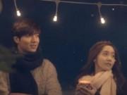 Hậu trường - Bất ngờ trước hình ảnh Lee Min Ho thân mật Yoona