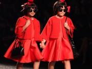Sự kiện thời trang - Twins show không mới nhưng vẫn lôi cuốn kỳ lạ