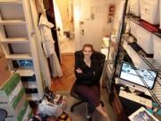 Nhà đẹp - Hiện tượng Internet sống trong nhà nhỏ 8m2 suốt 5 năm