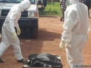 Sierra Leone: Bệnh nhân Ebola bị vứt xác ra đường