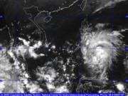Tin tức - Xuất hiện áp thấp nhiệt đới trên biển Đông