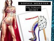 Thời trang - Những đôi giầy tuyệt mỹ của Victoria's Secret Show 2014