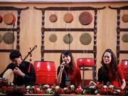 Âm nhạc - Nhóm Mặt trời đỏ biểu diễn tại Liên hoan Âm nhạc Châu Âu