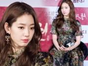 Làng sao - Park Shin Hye xinh như công chúa bên tài tử Hàn
