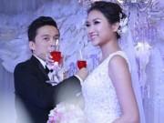 Làng sao - Lam Trường và Yến Phương tươi rói uống rượu giao bôi