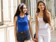 Áo không tay: Trang phục cần có khi dạo phố