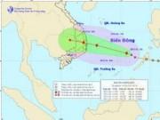Tin tức - Bão số 4 hướng thẳng vào Bình Định – Khánh Hòa