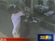 Tin tức - Trung Quốc: Cướp nhà băng cũng phải… xếp hàng