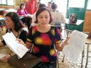 Tin tức - Giả mạo hồ sơ, 22 thí sinh bị đình chỉ thi tốt nghiệp ĐH vào phút chót