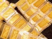 """Mua sắm - Giá cả - Vàng nội vàng ngoại cùng """"lao dốc"""""""