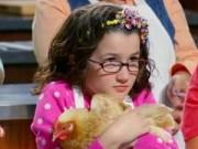 Bếp Eva - MasterChef Junior: Cô bé Abby nấu ăn từ năm 2 tuổi
