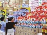 Mua sắm - Giá cả - Doanh nghiệp lo trữ cả trăm tỷ hàng Tết