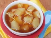 Bếp Eva - Chè sắn thơm lừng cho ngày lạnh