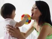 Lỗi cơ bản của những bà mẹ có con chậm nói
