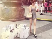 Thời trang - Tuần qua: Angela Phương Trinh cuồng nhiệt săn hàng giảm giá