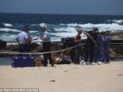Tin tức - Úc: Phát hiện thi thể trẻ sơ sinh trên bãi biển