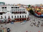 Tin tức - HN: Giá đất ở quận Hoàn Kiếm cao nhất cả nước