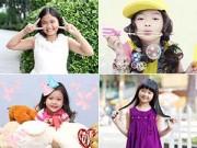 Làng sao - Những nhóc tỳ tài năng của showbiz Việt 2014