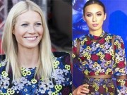 """Thời trang - Huyền Ny đụng váy 200 triệu với """"bà hoàng Hollywood"""""""