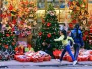 Tin tức - Hà Nội: Phố Hàng Mã bắt đầu nhộn nhịp mùa Giáng sinh