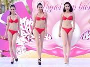 Thời trang - Hoa hậu Việt Nam: Nóng bỏng và gay cấn cùng Người đẹp biển