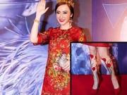 """Hậu trường - Angela Phương Trinh lên tiếng về hình ảnh nữ thần """"gây sốt"""""""