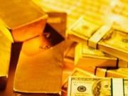 """Mua sắm - Giá cả - USD """"trượt dốc"""" theo giá vàng"""