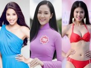 Thời trang - Dự đoán top 5 Hoa hậu Việt Nam 2014