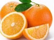 Sức khỏe - Ăn cam giảm nguy cơ mắc bệnh thận và ung thư gan