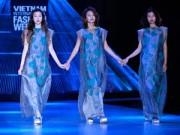 """Thời trang - Hai """"người đàn bà điên"""" trên sàn catwalk Việt"""