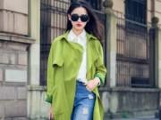 Thời trang - Những chiếc áo khoác nhìn là mê cho nữ sinh